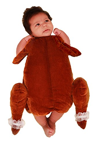 Funniest Turkey Costume for Newborn Babies