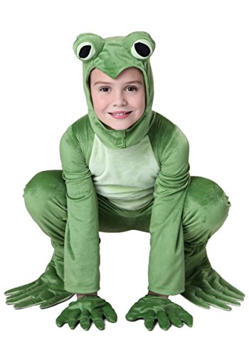 Fun Child Frog Costume