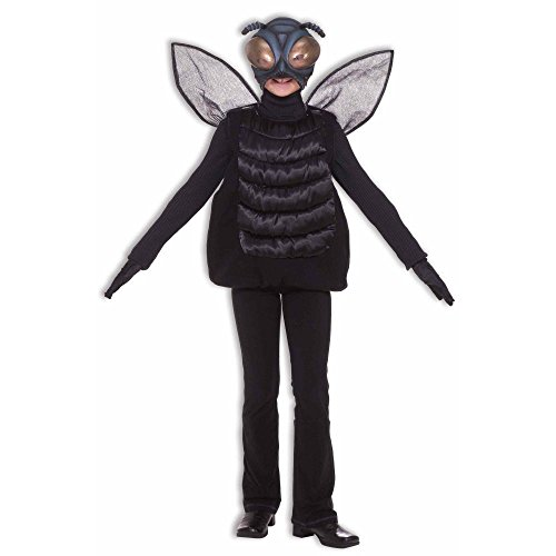 Black Bug Fly Child Costume