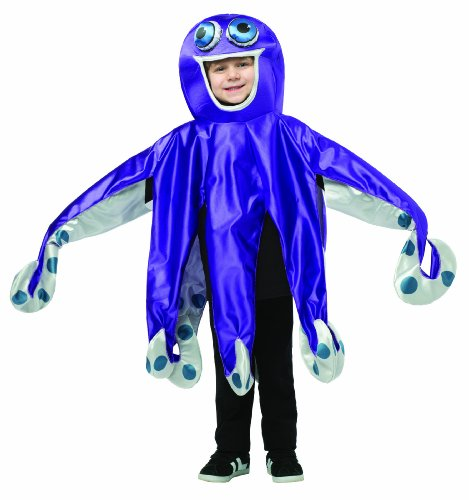 Cool Child Octopus Costume
