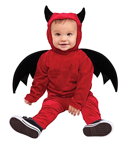 Cute Devil Toddler Costume