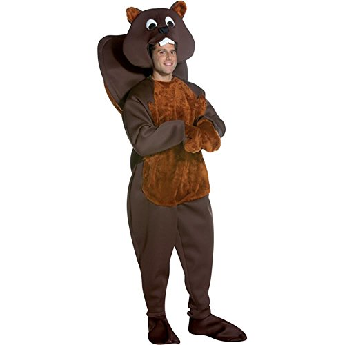 Funny Beaver Costume for Adults