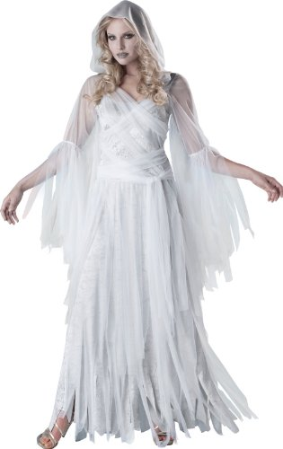 Lady Ghost Costume