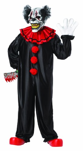 Pure Evil Clown Outfit