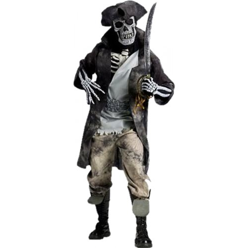 Ghost Pirate Costume for Men