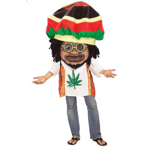 Funny Rasta Costume