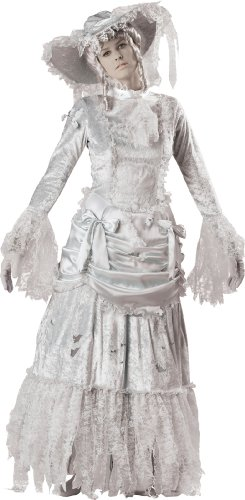 Cool Ghost Costume for Women