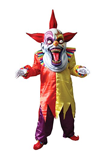 Adult-Costume Evil Clown