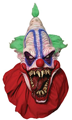 Scary Big Top Clown Mask