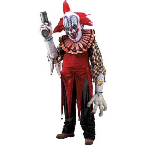 Giggles The Clown Scary Costume