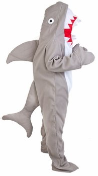 Realistic Child Shark Costume