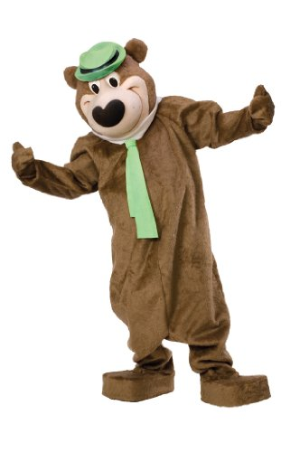 Yogi Bear Adult Costume