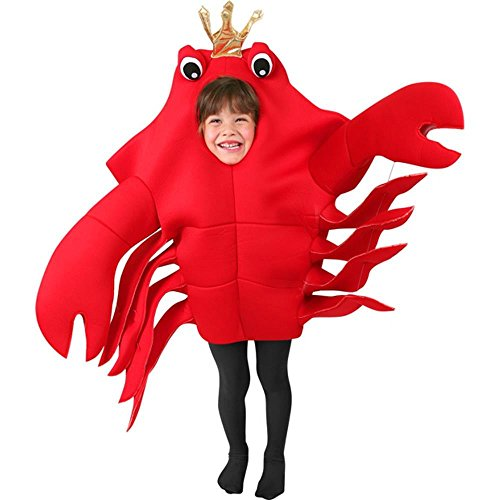 Child's King Crab Halloween Costume