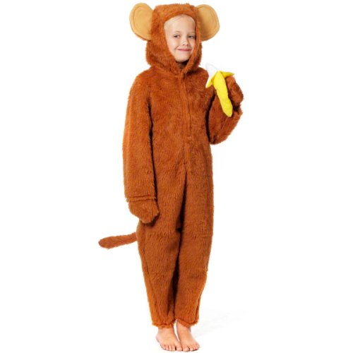 Cute Monkey Costume for Kids