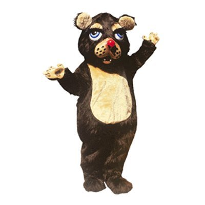 Barnaby Bear adult Costume