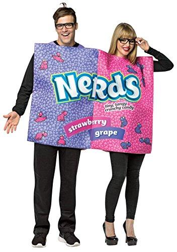 Nerds Box Couples Costume